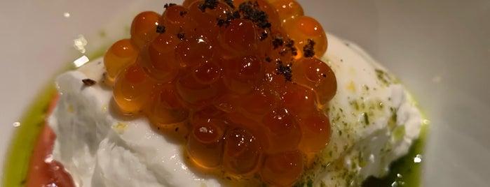 Buko Nero is one of Fine Dining Singapore.