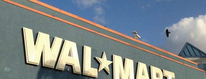 Walmart Supercenter is one of Lynnes list.