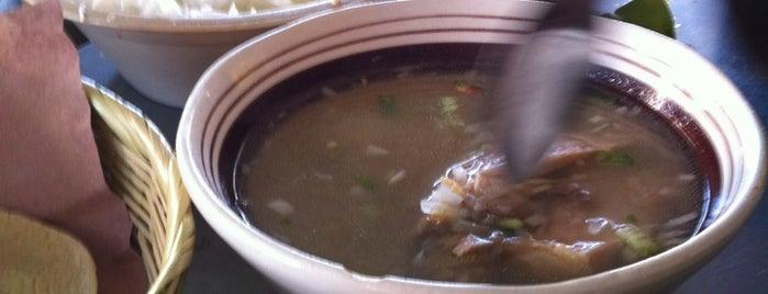 ricos caldos de gallina is one of Restaurantes.