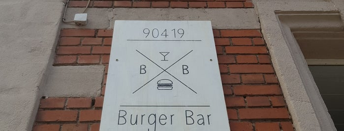90419 Burger Bar is one of Lugares favoritos de Nina.