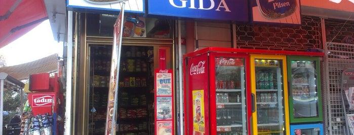 Yagiz Gida is one of สถานที่ที่ Okan ถูกใจ.