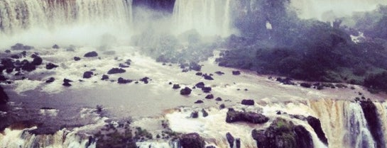 Iguaçu Falls is one of Far Far Away.