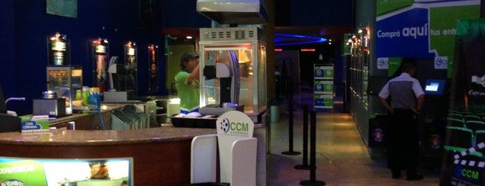 CCM Cinemas is one of Karla'nın Beğendiği Mekanlar.