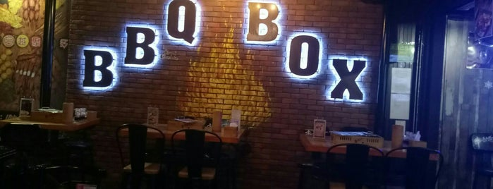 BBQ Box is one of Posti che sono piaciuti a Chuck.