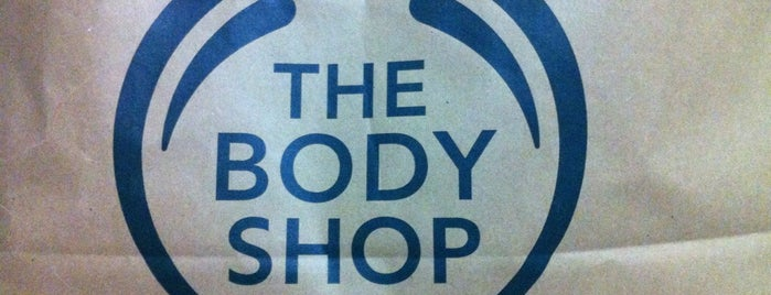 The Body Shop is one of Cristina 님이 좋아한 장소.