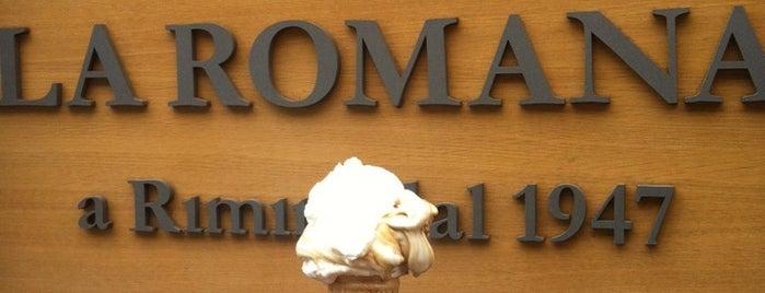 La Romana is one of ROME.