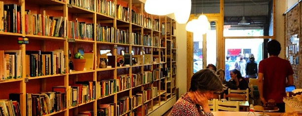 Babèlia Books & Coffee is one of This is Barcelona!.