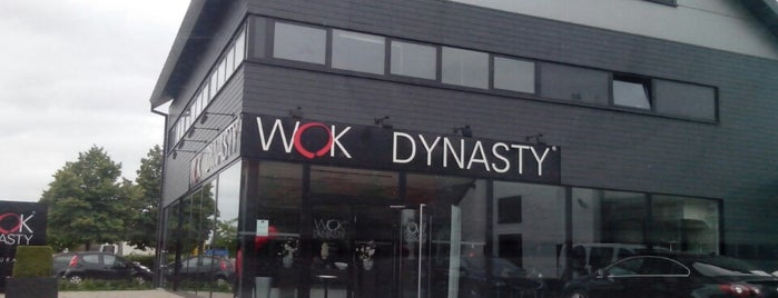 Wok Dynasty is one of Locais curtidos por Nel.
