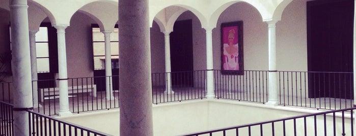 Museo Carmen Thyssen Málaga is one of Qué visitar en Málaga.