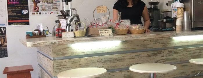 Café de La Mancha is one of Posti che sono piaciuti a Maria.