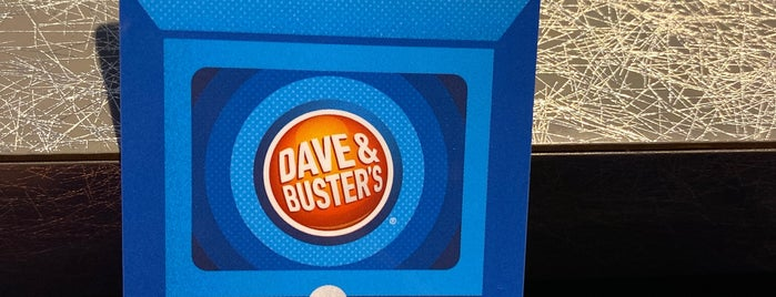 Dave & Buster's is one of DC.