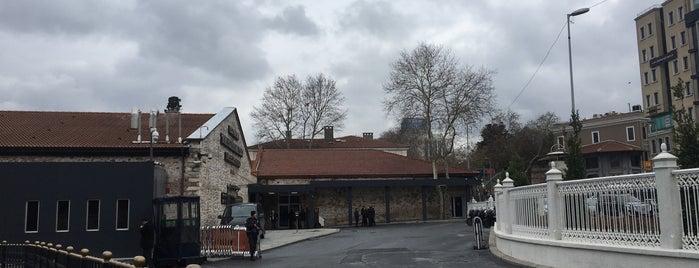 Cumhurbaşkanlığı Çalışma Ofisi is one of Resmi.