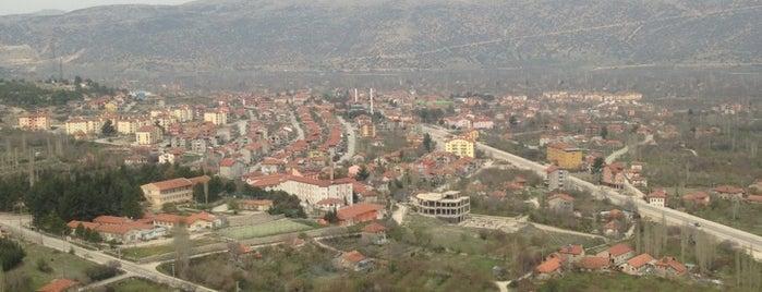Uluborlu Kalesi is one of İbrahim 님이 좋아한 장소.