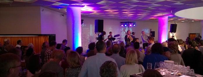 Stadsfoyer Muziekgebouw is one of (Temp) Best of Eindhoven.
