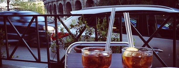 Oppio Caffè is one of To Rome with Love.