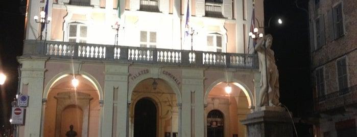 Moncalieri is one of Tempat yang Disukai Matteo.
