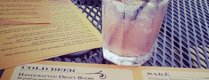 Park Tavern is one of Atlanta Al Fresco.