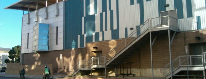 Austin Music Hall is one of SXSW.