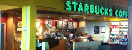 Starbucks is one of สถานที่ที่ Sam ถูกใจ.