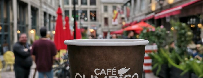 Café Olimpico is one of JulienF : понравившиеся места.