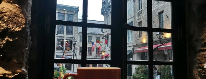 Café Olimpico is one of Montreal.