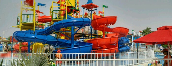 Legoland Waterpark is one of Kids In UAE.