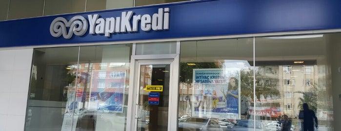 Yapı Kredi Bankası is one of Cem: сохраненные места.
