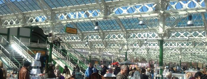 Tynemouth Market is one of สถานที่ที่ Henry ถูกใจ.
