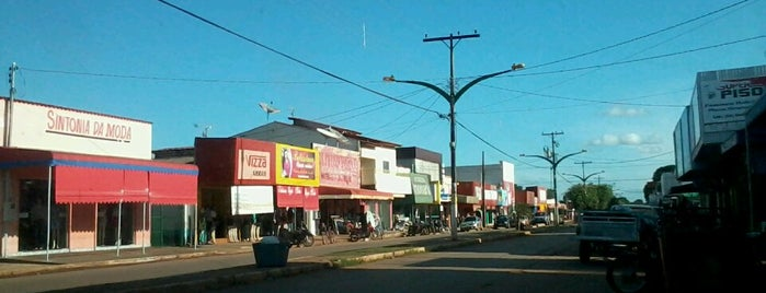 Confresa is one of Mato Grosso.