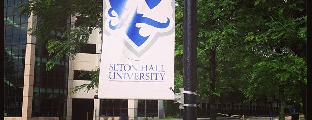 Seton Hall University is one of Tempat yang Disimpan Mrs.Julia.