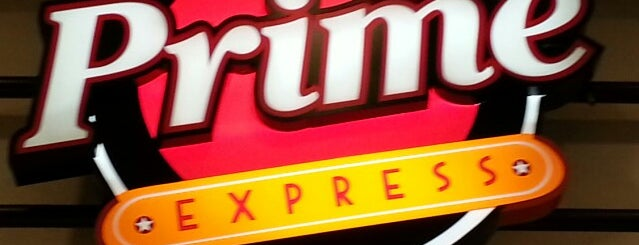 Prime Express is one of Locais curtidos por Lucas.