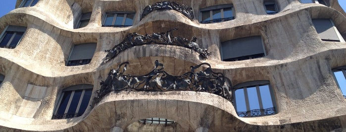 Casa Milà is one of Barcelona / Essentials.
