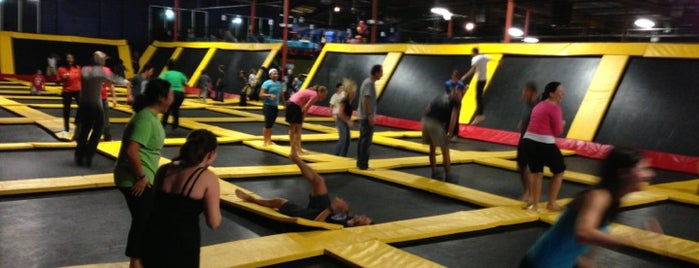 Sky High Sports Woodland Hills is one of California-2.