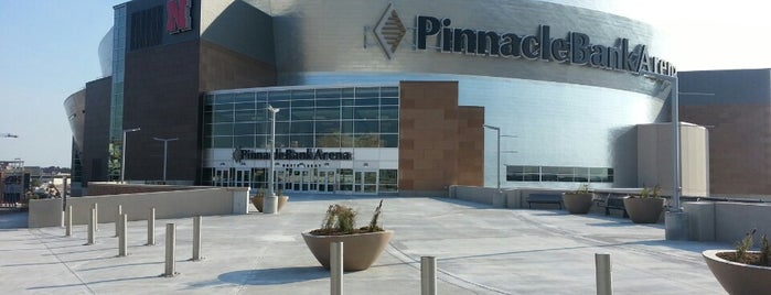 Pinnacle Bank Arena is one of Summer Events....