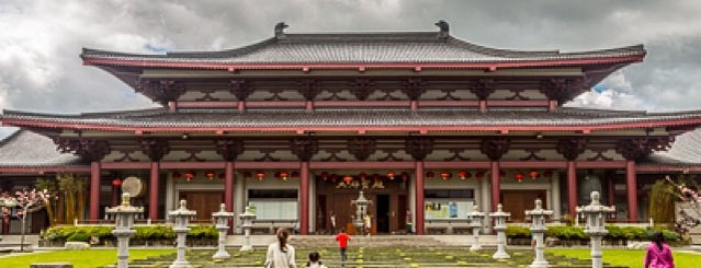 Fo Guang Shan Temple | 北岛佛光山 is one of Veggie Auckland.