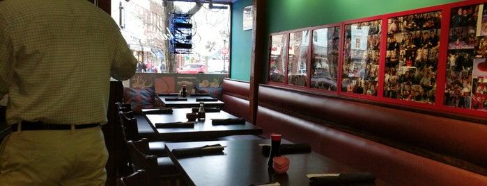 Cafe Sakura is one of สถานที่ที่ Charlotte ถูกใจ.
