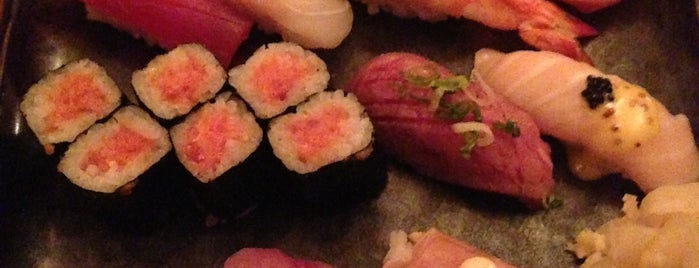 Blue Ribbon Sushi Bar & Grill is one of NYC To-Eat #2.