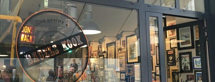 Bagels Kook is one of restau.