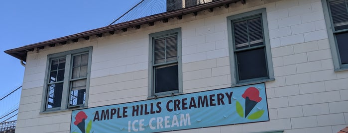 Ample Hills Creamery is one of Lieux qui ont plu à Carmen.