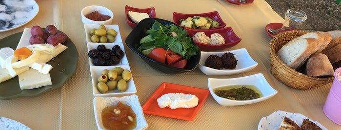 Palet Cafe & Kahvaltı Evi is one of Denemelikler.