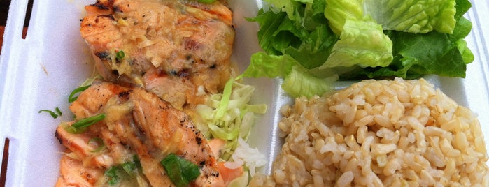 Diamond Head Market & Grill is one of Healthy Tasty meals in Honolulu.