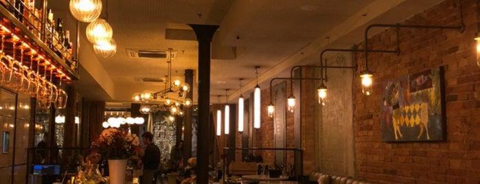 Vivo is one of Restaurantes ya probados:).