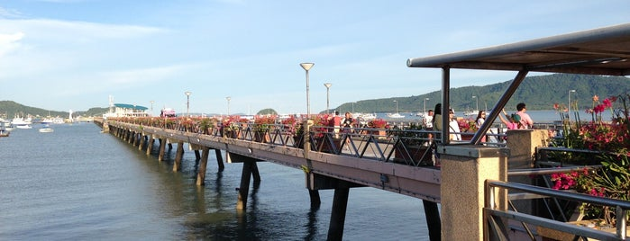 Chalong Bay Pier is one of VACAY-PHUKET.