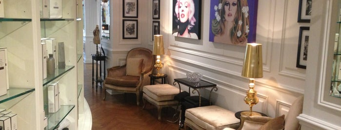 L'Appartement Hair Boudoir is one of NY.