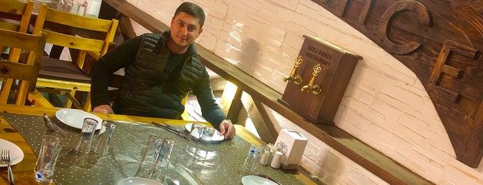 Gizli Bahçe Restaurant is one of Lieux qui ont plu à Özlem.