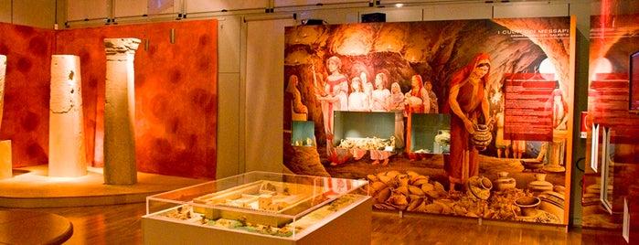 Museo Storico-archeologico dell'Università del Salento is one of #invasionidigitali 2013.