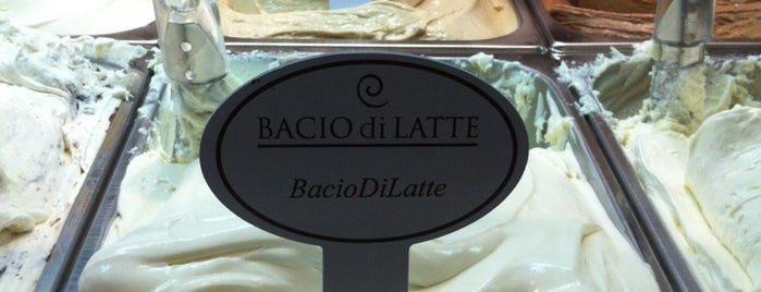 Bacio di Latte is one of Sim.