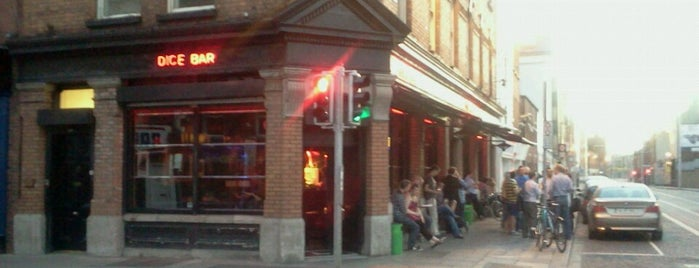 Dice Bar is one of Dublin.