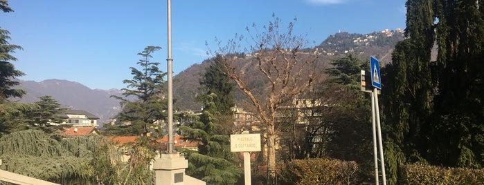 Como San Giovanni is one of Venue da sistemare.