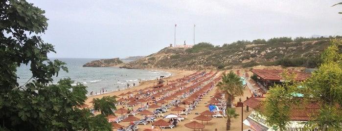 Barış Plajı is one of Locais curtidos por Serdar.